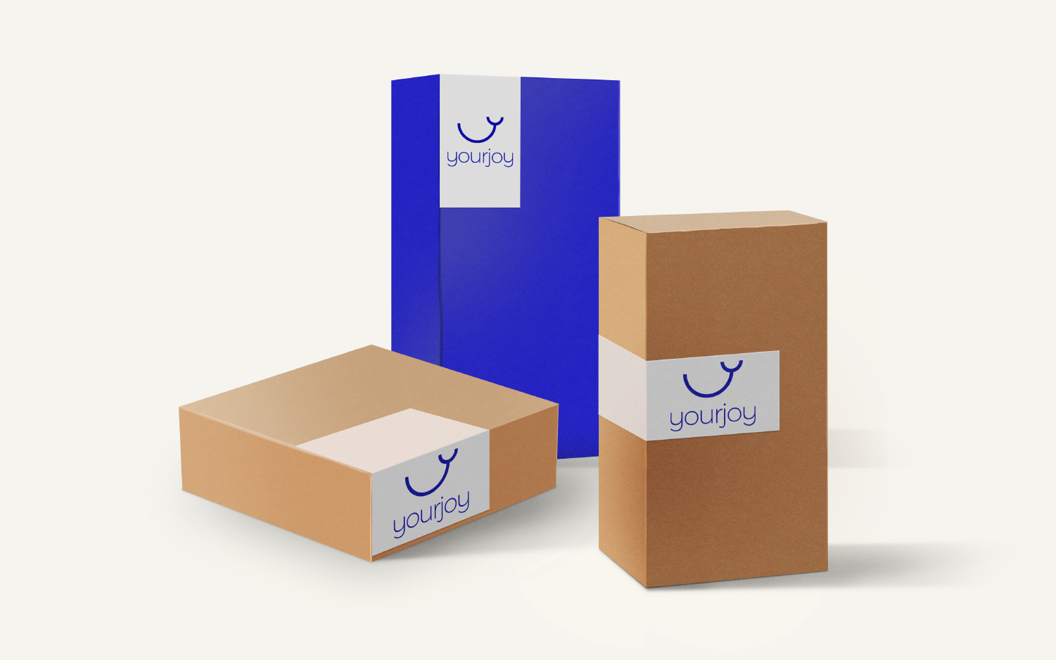 yourjoy packaging design presentation